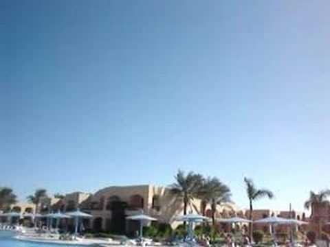 Video zwembad hotel Ali Baba (Hurghada, Egypte)
