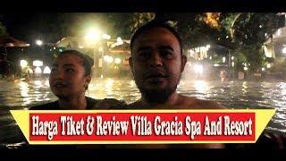 Review Harga Tiket Masuk & Sewa Villa Gracia Hot Spring Spa And Resort Lembang Ciater Bandung