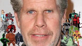 "The Many Voices of ""Ron Perlman"" In Animation & Video Games"