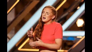 "Nicole Simpson - ""Hold On We're Going Home"" ( X Factor UK 2017 )"