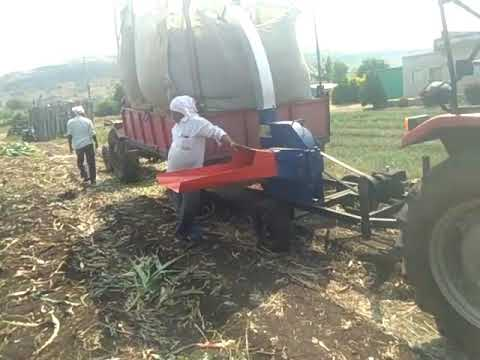 Model 9 Nandi Silage Chopper