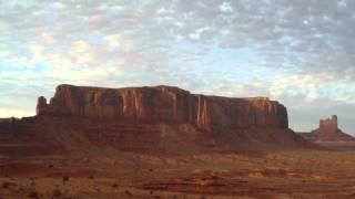 Arid Environment Landform: Mesa