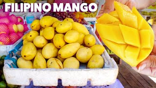 The Sweetest Mango In The World Is Found In The Philippines