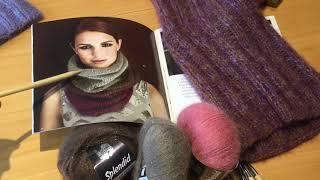 Прекрасная альтернатива шарфу и шейному платку.