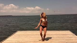 Shakira, MALUMA  Clandestino || @twerkout_domi