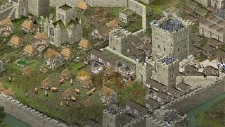 Picture of a game: Stronghold: Crusader