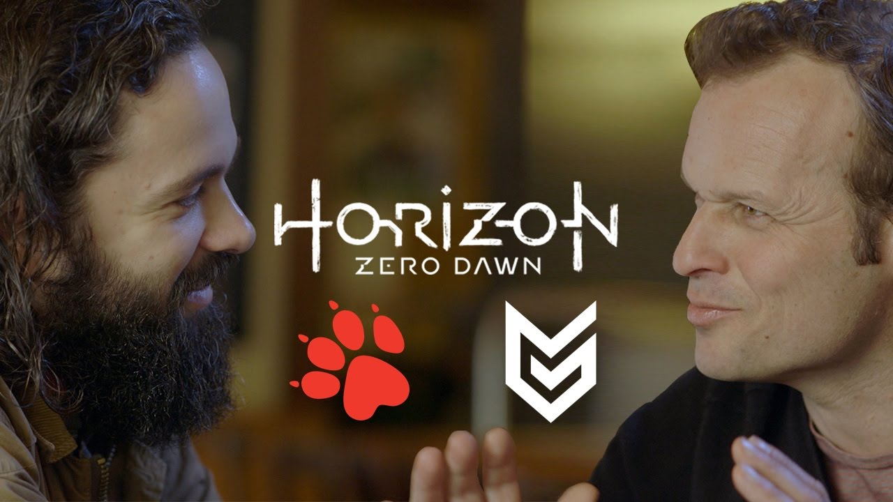 Coffee and Horizon: Neil Druckmann Talks with Hermen Hulst