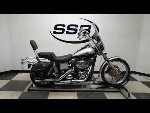 2003 Harley-Davidson FXDWG Dyna Wide Glide® in Eden Prairie, Minnesota