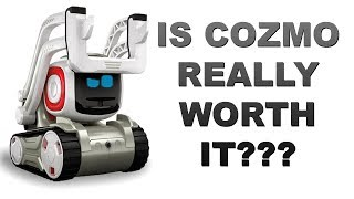 COZMO THE ROBOT! THE ULTIMATE REVIEW!