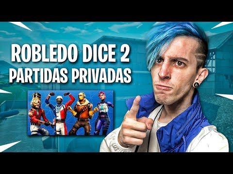 MINIJUEGO: SIMON DICE #2 !! (partidas privadas) - Fortnite: Battle Royale