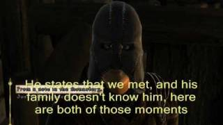 How Early Did You Meet The Gray Fox, Oblivion