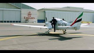 The Emirates Flight Training Academy
