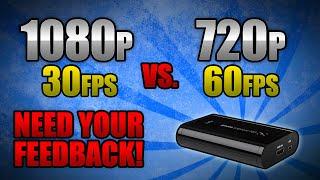 720p 60fps vs 1080p 30fps slow motion - TH-Clip