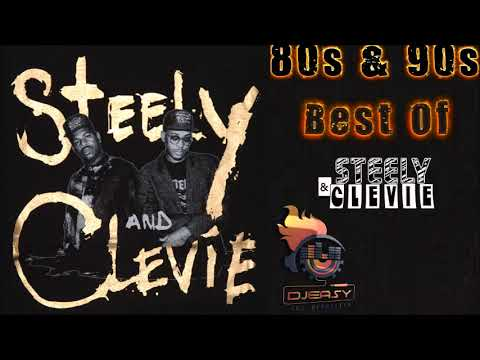 Reggae Dancehall 80s90s Best of Steely & Clevie By Mixmaster Djeasy
