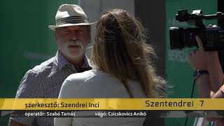 Szentendrei7 / TV Szentendre / 2018.07.13.