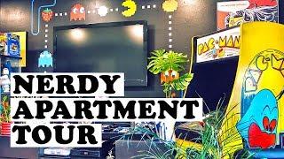 NERDY APARTMENT TOUR!
