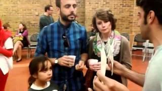 Un árabe decente interrumpe un acto de Nakba en Londres