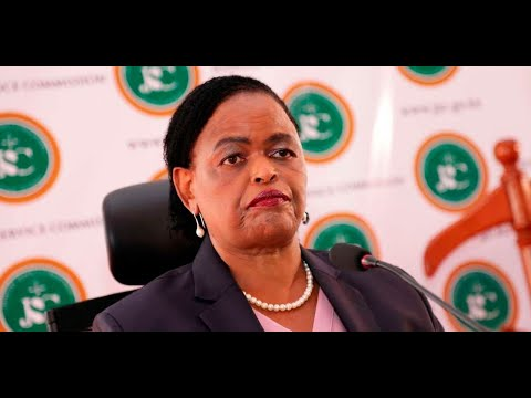 Legal affairs committee approves Justice Martha Koome's nomination