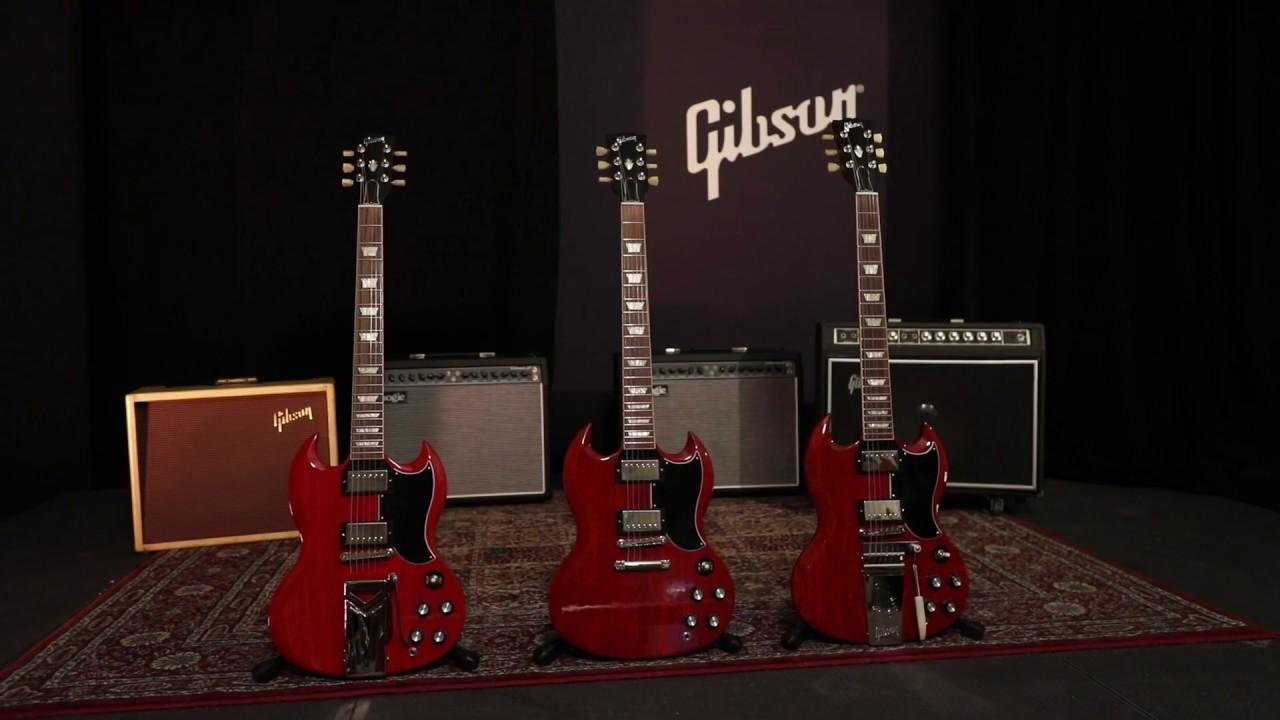 Gibson's Original Collection