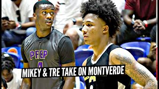 Mikey Williams Faces Off vs Montverde Academy! Is MVA The BEST TEAM in HS!?