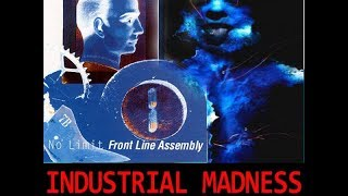 Front line Assembly - No Limit - Live in Amsterdam 1989
