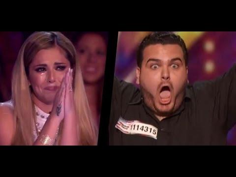 All GOLDEN BUZZER Emotional Moments | America's Got Talent 2016 (видео)