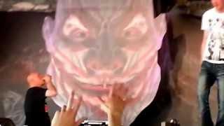 preview picture of video 'Dominator Festival 2013 - Carnival of Doom NEGATIVE A & Mc JUSTICE TRAIN OF TREMOR [HD]'