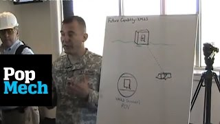 XM-25 Counter Defilade Target Engagement System | PopMech