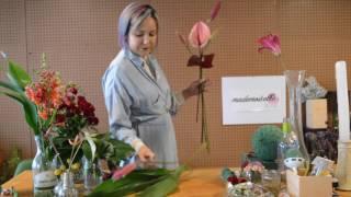 DIY Ramo floral 2