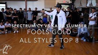 Spectrum/Cy vs KaiJu Slumber | All Styles Top 8 | Fools Gold | #SXSTV