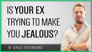 Is Your Ex Trying To Make You Jealous? Here's How To Tell