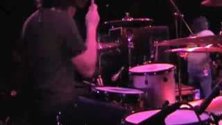 Ilan Rubin drums: Denver Harbor - Threesome