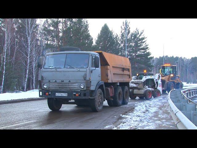 В Ангарске дороги солить не будут