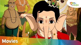 Bal Ganesh And The Pomzom Planet (Hindi) | Popular Kids Animated Movie | Shemaroo Kids Hindi