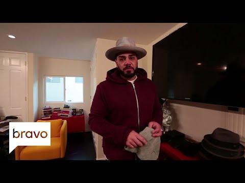 Shahs of Sunset: Tour Mike Shouhed's New Bachelor Pad (Season 6)   Bravo