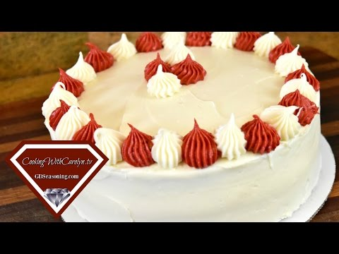 Video The BEST Moist Vanilla White Layer Cake |How to Make a Homemade Birthday Cake |Cooking With Carolyn