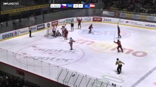 preview picture of video 'HC Orli Znojmo vs. HC TWK Innsbruck Die Haie - Highlights'