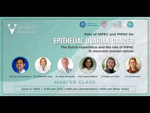 HIPEC PIPAC  for Epiothelial Ovarian Cancer Masterclass