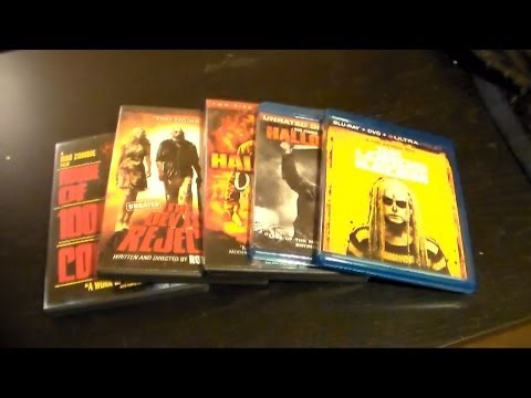 My Horror Collection - Rob Zombie Films (HD)