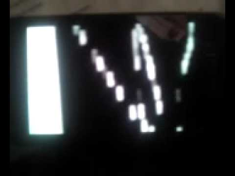 Video of Binary Art