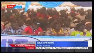Naibu rais William Ruto amtaka kinara wa CORD kukoma kuingilia maswala ya IEBC