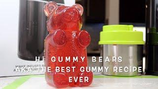 How To Make Hi Gummy Bears