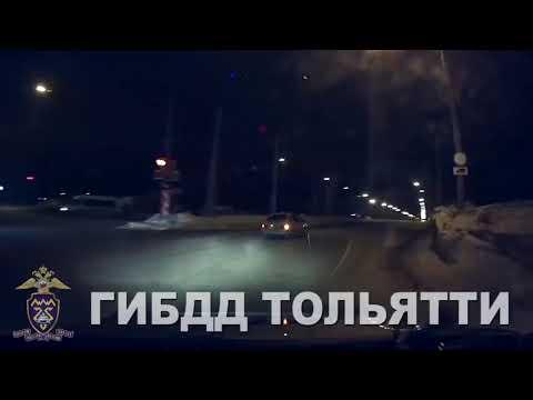 В Тольятти сотрудники ГИБДД организовали погоню за пьяным водителем