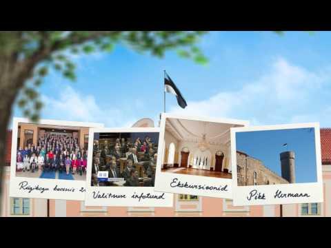 Riigikogu lahtiste uste päev, 23.04.2015