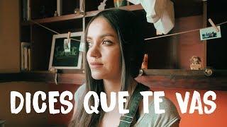 Dices Que Te Vas   Karol G, Anuel AA | Laura Naranjo Cover