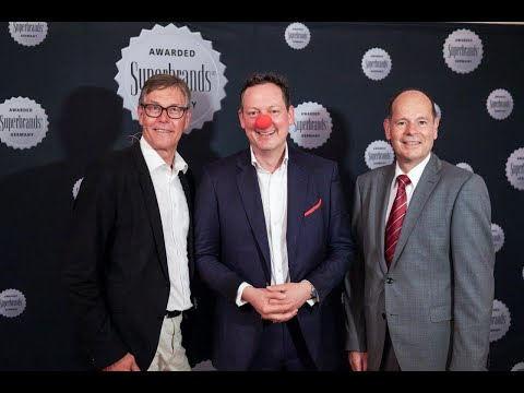 Superbrands Germany Tribute Event 2019