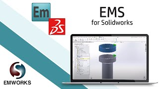 Position and speed sensor simulation using EMS for SOLIDWORKS