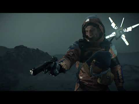 Видео № 1 из игры Death Stranding - Специальное Издание (Б/У) [PS4]