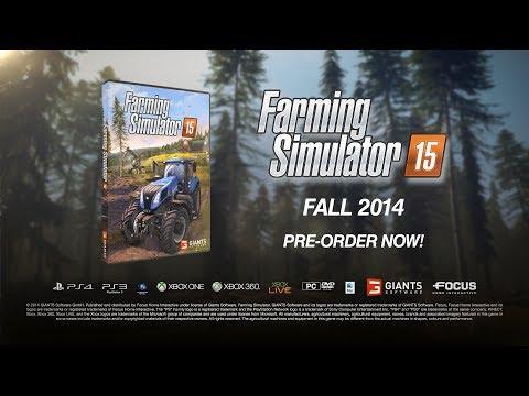 Farming Simulator 15 vyjde začátkem příštího roku na nové i staré konzole