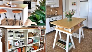 15 Amazing IKEA Kitchen Island Ideas